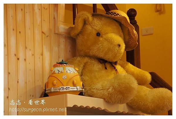 《台南》Little Bear Tea Party & Shopping 輕食 (38).JPG