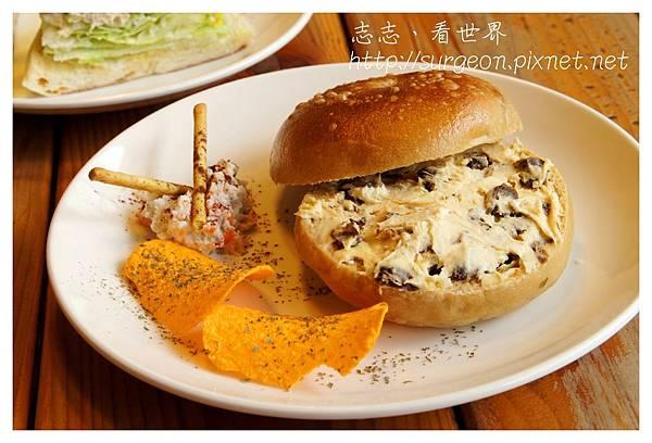 《台南》咖自由手工貝果專賣店 Katsu yo Cafe (14).jpg