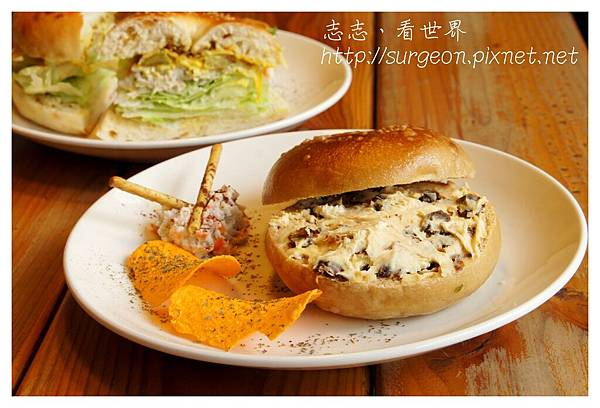 《台南》咖自由手工貝果專賣店 Katsu yo Cafe (15).jpg