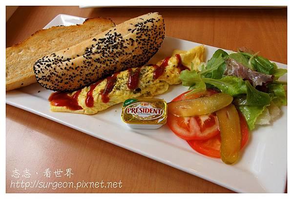 《台南》綠橄欖 Green Olive‧早餐 (13)