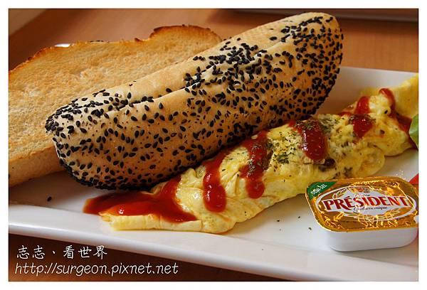 《台南》綠橄欖 Green Olive‧早餐 (14)