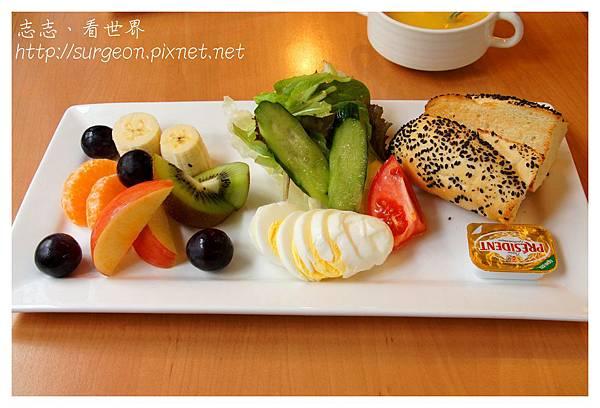 《台南》綠橄欖 Green Olive‧早餐 (18)