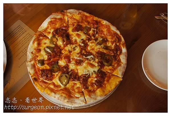 《台南》Spot-Life手作柴窯料理披薩 (34)
