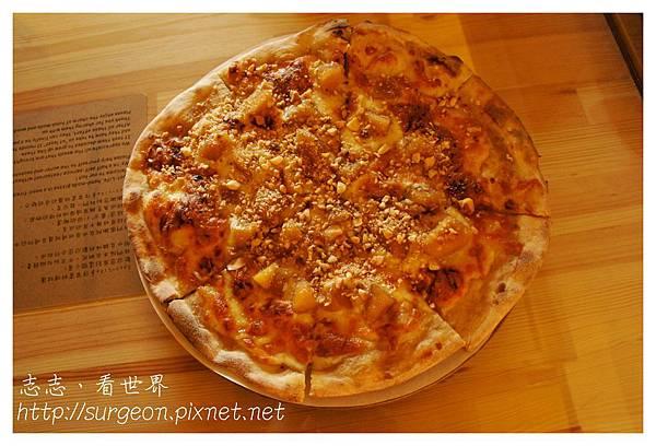 《台南》Spot-Life手作柴窯料理披薩 (38)