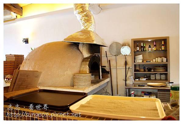 《台南》Spot-Life手作柴窯料理披薩 (43)