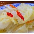《台南》新營阿忠豆菜麵 (6)