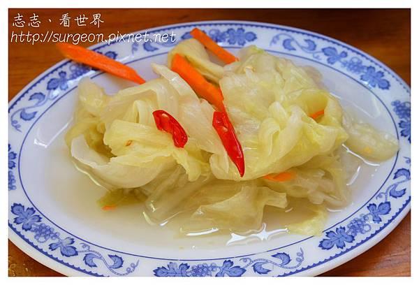 《台南》新營阿忠豆菜麵 (7)