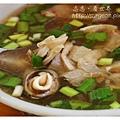《台南》新營阿忠豆菜麵 (8)