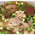 《台南》新營阿忠豆菜麵 (11)