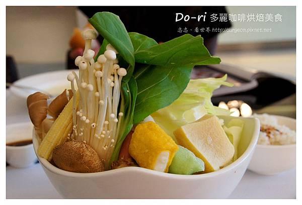 《台南》Do-ri Cafe 多麗咖啡烘焙美食 (13)