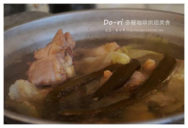 《台南》Do-ri Cafe 多麗咖啡烘焙美食 (14)