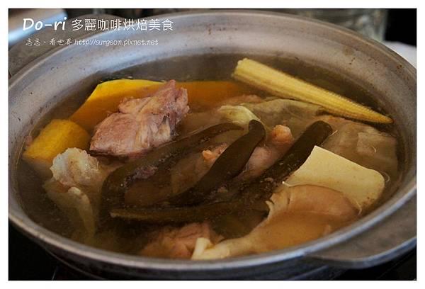 《台南》Do-ri Cafe 多麗咖啡烘焙美食 (15)