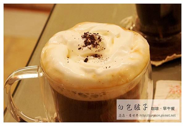 《台南》白色驢子 Maison Blanc‧咖啡、早午餐  (31)