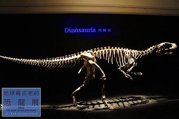 《台北》最古老的恐龍展 (14)