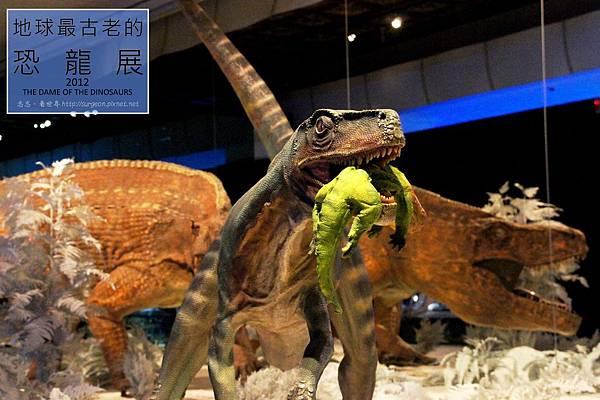 《台北》最古老的恐龍展 (25)