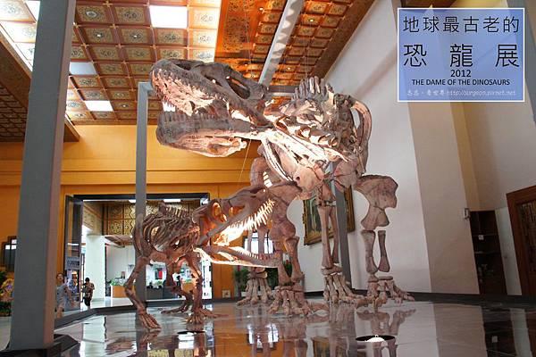 《台北》最古老的恐龍展 (39)