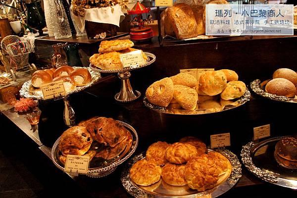 《高雄》瑪列‧小巴黎商人歐法料理 (7)