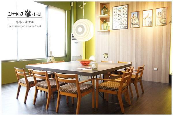 《台南》little J-小洁 義大利麵 焗烤 火鍋 (10)