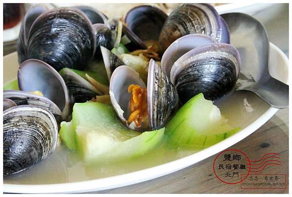 《台南》北門鹽鄉民宿餐廳 (10)