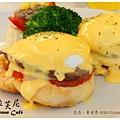 《台南》拉芙尼 早午餐 咖啡 三明治 (1)