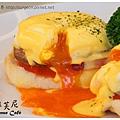 《台南》拉芙尼 早午餐 咖啡 三明治 (14)