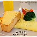 《台南》拉芙尼 早午餐 咖啡 三明治 (16)