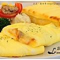 《台南》拉芙尼 早午餐 咖啡 三明治 (17)