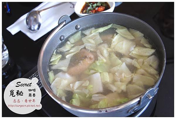 《台南》覓秘 咖啡 輕食 簡餐 火鍋 (13)