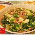 《台南》新疆燒烤 掉渣餅 陝西泡饃  (8)