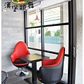 《台南》漢堡跳舞 漢堡 排餐 早餐 調酒 (19)