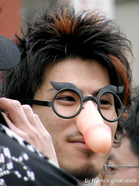 金山神社-16 Groucho © Nemo