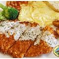 《台南》艾爾斯岩 早午餐 漢堡 義大利麵 (24)