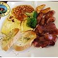 《台南》艾爾斯岩 早午餐 漢堡 義大利麵 (26)