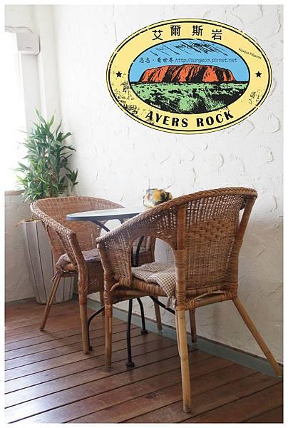 《台南》艾爾斯岩 早午餐 漢堡 義大利麵 (32)