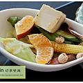 《台南》Cin Cin好事餐廳 鍋物 咖哩 (1)