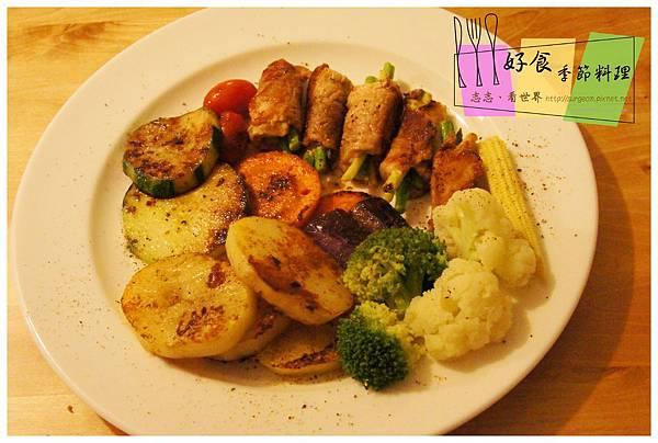 《台東》好食季節料理 烤飯 燉飯 麵包 (12)