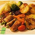 《台東》好食季節料理 烤飯 燉飯 麵包 (13)
