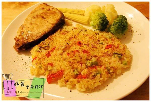 《台東》好食季節料理 烤飯 燉飯 麵包 (14)