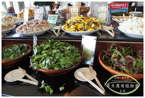 《台東》原生應用植物園 養生鍋 (4)