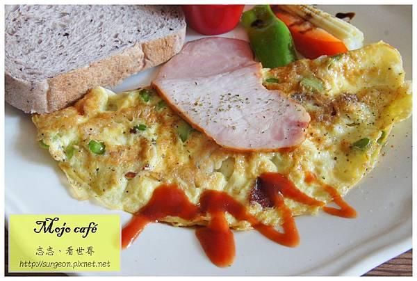 《台南》Mojo cafe 早午餐 咖啡 (19)
