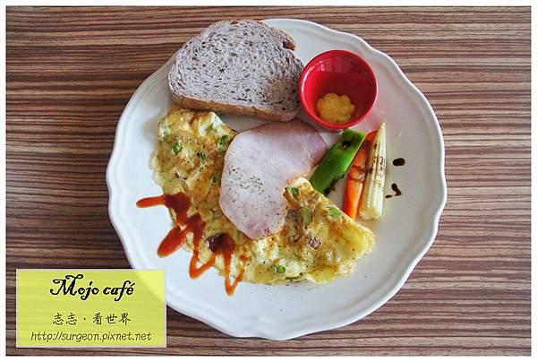 《台南》Mojo cafe 早午餐 咖啡 (18)