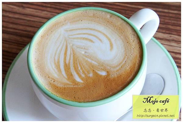 《台南》Mojo cafe 早午餐 咖啡 (1)