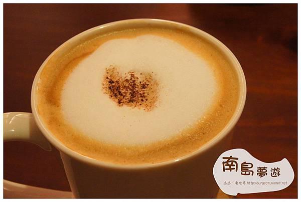 《台南》南島夢遊 咖啡 輕料理 茶飲 (12)