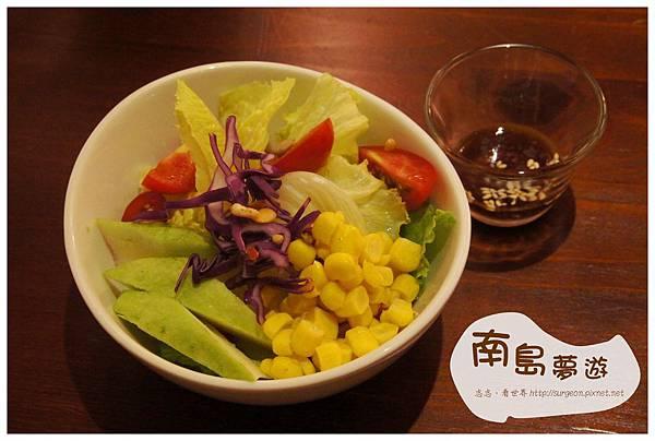 《台南》南島夢遊 咖啡 輕料理 茶飲 (13)