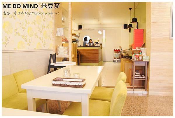 《台南》米豆麥 烘培 時蔬 咖啡 (8)