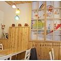 《台南》綠麥田 早午餐 義大利麵 焗烤飯 輕食 (7)
