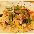 《台南》綠麥田 早午餐 義大利麵 焗烤飯 輕食 (23)