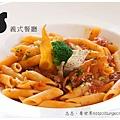 《台南》IS 義式餐廳 義大利麵 燉飯 披薩 (14)