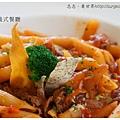 《台南》IS 義式餐廳 義大利麵 燉飯 披薩 (15)