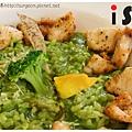 《台南》IS 義式餐廳 義大利麵 燉飯 披薩 (17)